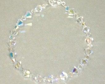 Classic Swarovski bracelet