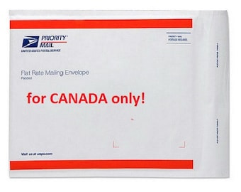 Discounted Upgrade - USPS PRIORITY Mail International, for CANADA only: 6-10 business days