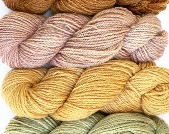 Fibershed-Certified Yarn Subscription: SPRING