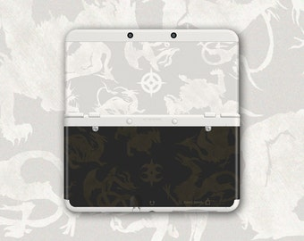 Fire Emblem Fates New 3DS and New 3DS XL Skin