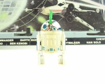 R2-D2 Pop Up Lightsaber Star Wars Action Figure POTF Last 17