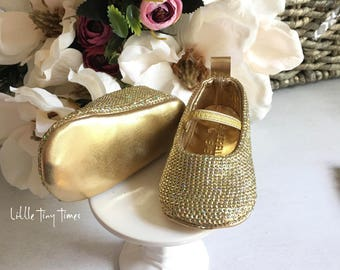 Gold sequin sandals - sparkly shoes- sequin shoes-Birthday shoes for toddler