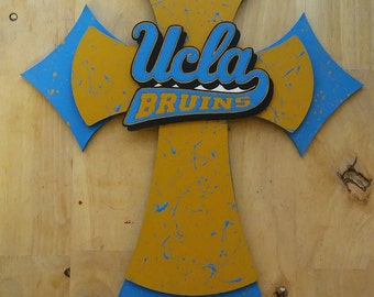 UCLA Bruins Wall Cross