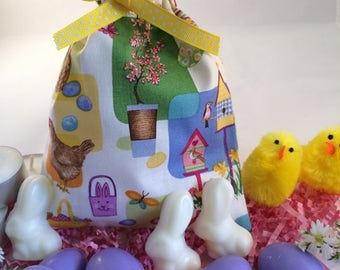 Soy Wax Melts - Easter Bunny Scene