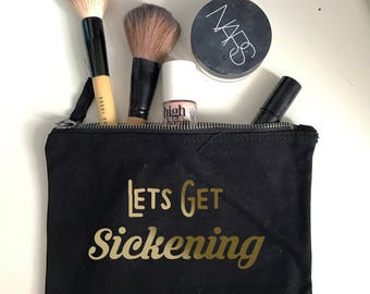 Ru Pauls Drag Race Laganja Estranja Sickening Quote Make Up Bag