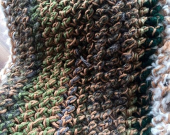 Bits and Pieces Infinity Scarf: Forrest