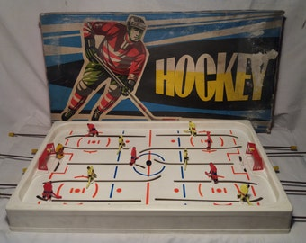 Vintage Board Game ,,Hockey'' - Made in Czechoslovakia