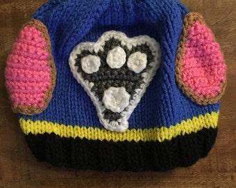 Paw Puppy Hat