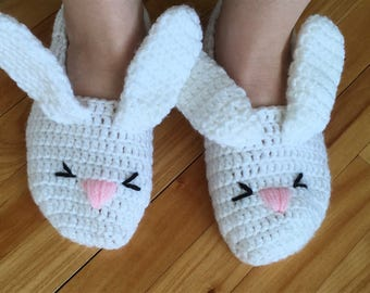 Bunny Slippers!