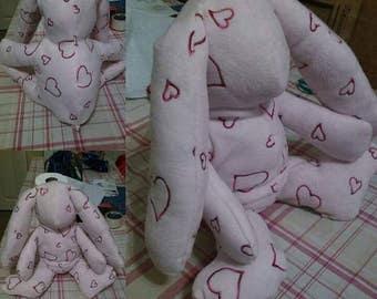 Bunny plush