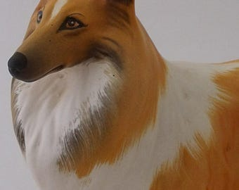 Beswick Collie Dog Figure - Lochinvar Of Ladypark - Model Number 1791