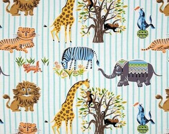 Michael Miller Retro Escapees -  cotton quilting fabric by the yard