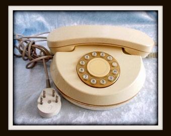 Vintage PTT telephone type Monaco Idk. Lower priced!!!