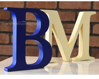 Personalized wedding letters - Wedding decor - Initials  - Wedding Gifts