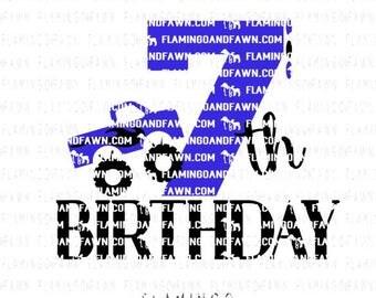 7th birthday svg, seventh birthday svg, monster truck birthday svg, svg seventh birthday, svg 7th birthday, 7th birthday boy svg