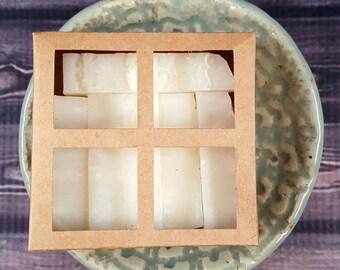 Soap sampler - sampler soap - soap sampler pack - soap sampler set - mini soap sampler - sample soap - soap sample - soap samples