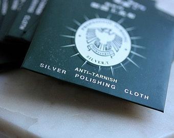 Anti Tarnish Polish Cloth for your Jewelry - Jewelry Polish cloth - Jewelry Polishing Cloth