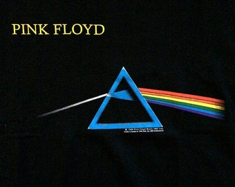 Original 1996 Pink Floyd Still First In Space t shirt