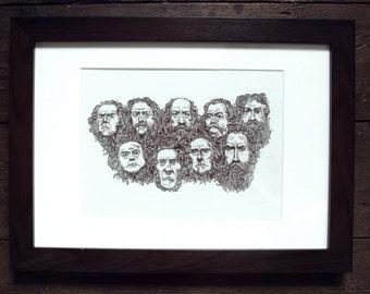 The Hairy Dead - Original