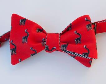 Lemur Bow Tie