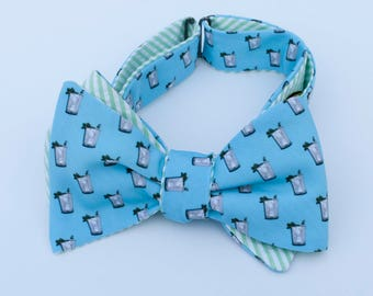 Mint Julip Bow Tie - 2 colors