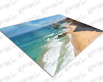 Print on Canvas the Twelve Apostles Australia Australian coastline  X1477