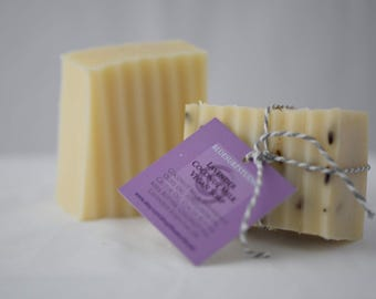 Lavender Vegan All Natural Soap