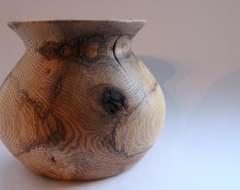 Spalted Oak Vase No.2