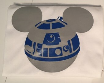 R2D2, Star Wars, disneyland, disneyworld, Mickey Mouse, mickey shirt