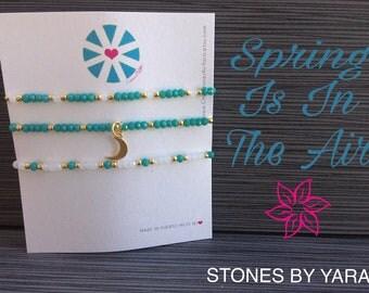 Spring Trio Bracelet