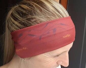 Stretchy Happy HikER Headband