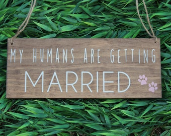 COMBO PACK-My Humans Are Getting Married