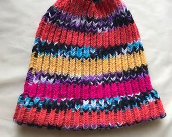 SALE** Rainbow hat