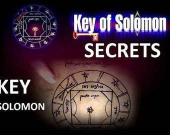 The greater key of solomon part 1,2 and 3 All Ebook (Deal Of the day)
