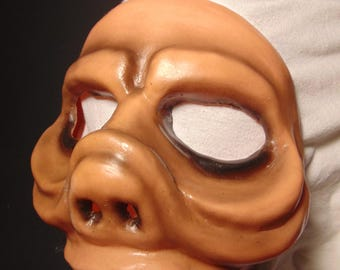 Twilight Zone Nurse Mask (New Version)