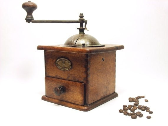 Coffee Grinder Of 1920 ~ S french coffee grinder mutzig framont by myantiqueattic