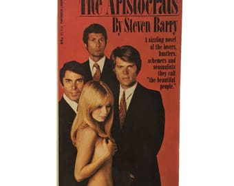 The Aristocrats, 1972. Thinly veiled pulp novel about Jackie O.
