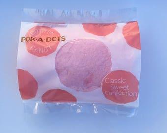 Pok-A-Dots Cotton Candy - 20 Party Favors