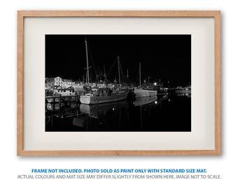 A Night at Hobart Marina