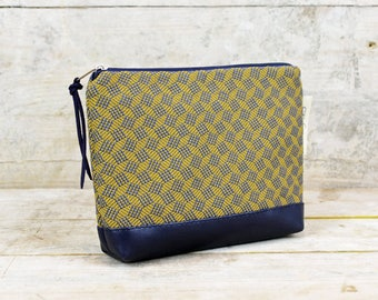 LORA BLUE cosmetic bag