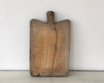 Very thick vintage French bread board