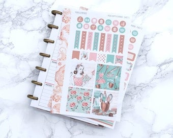 MATTE Mini HP Sweet Treats Planner Sticker Kit - For MINI Happy Planners