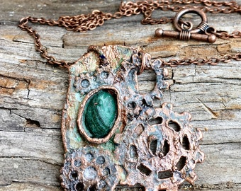 Steampunk gift, Steampunk pendant, goth, pirates jewelry, steampunk necklace