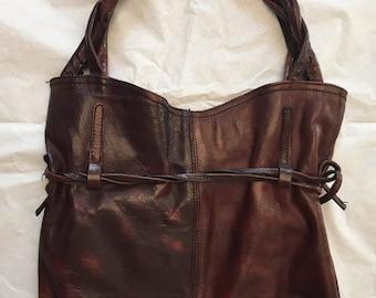70s shopping bag