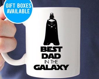 Best Dad in the Galaxy Mug, Best Dad Ever Mug, Father Mug, Fathers Day Mug, Father Gift, Dad Gift, Geek Dad, Dad Mug, Funny Mug Gift for Him