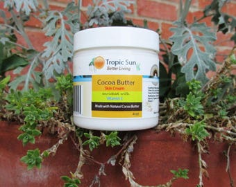 Shea Butter Skin Cream 4 oz