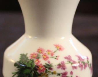Vintage Schmidt Porcelain Bud Vase
