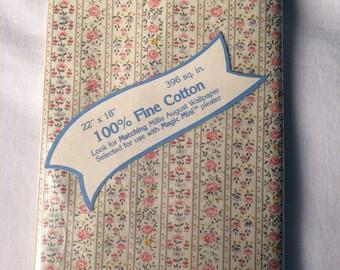 Millie August Minitures 100% Cotton Fabric