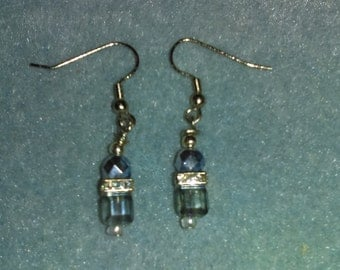 No. 1012 Swarovski and Czech Crystal Earrings