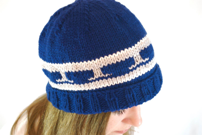 Knit Hat L-XL Knit Scull Cap Crochet Hat Knit Beanie